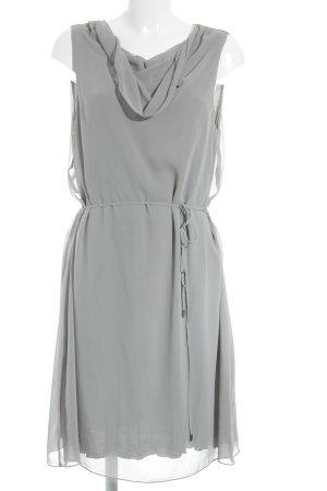 Anne L. Midi Dress grey elegant