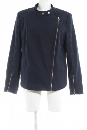 Anne L. Outdoor jack donkerblauw casual uitstraling
