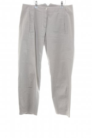 Annette Görtz 3/4 Length Trousers light grey casual look