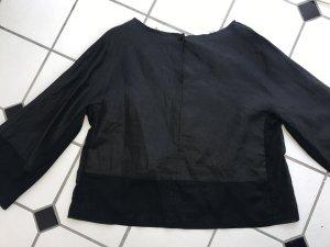 Annette Görtz Camicetta a blusa nero Cotone