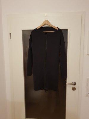 Annette Görtz Knitted Coat anthracite
