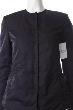 Annex Kurzjacke schwarz schlichter Stil