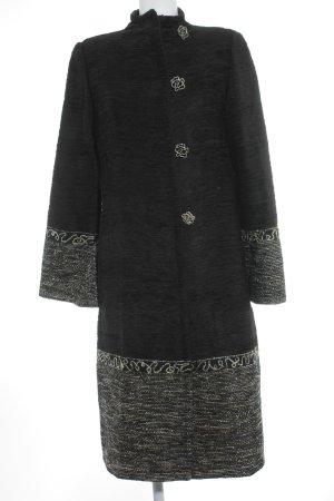 Annikki Karvinen Oversized Mantel mehrfarbig Elegant