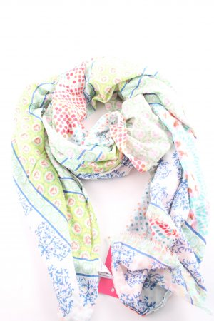 Anokhi Pashmina abstract patroon casual uitstraling