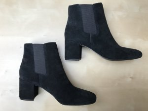 Another A Chelsea laarzen zwart Suede
