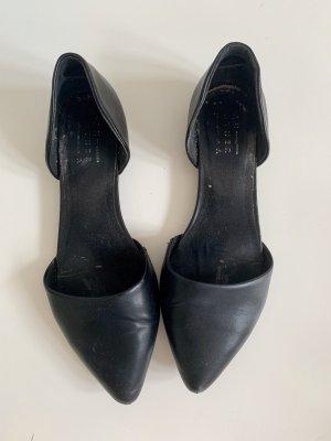 Görtz 17 Zapatos formales sin cordones negro
