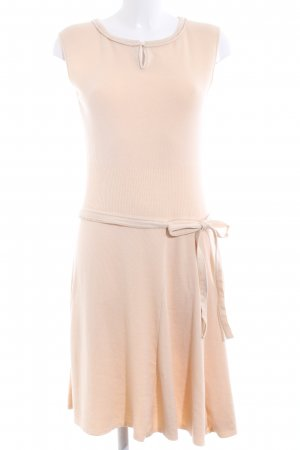 Anteprima Sweater Dress cream casual look