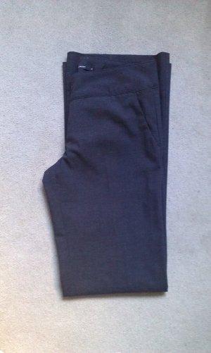 Anthrazitfarbene Anzughose in Größe 34