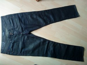 anthrazitfarbene Jeanshose von Only 38