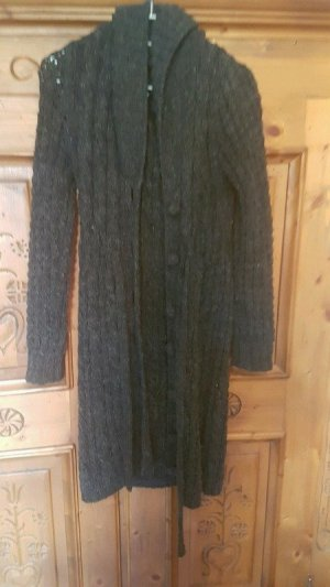 Street One Knitted Coat anthracite