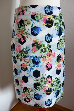 Anthropologie Pencil Skirt multicolored