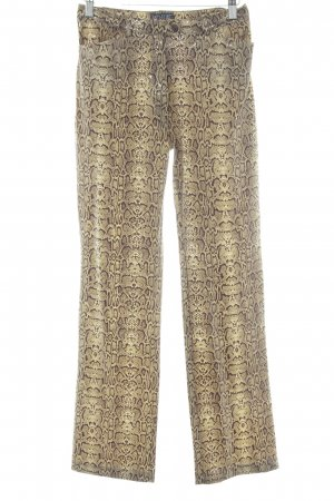 Antiflirt Stretch Trousers animal pattern animal print