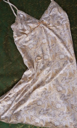 ANTIGEL (Lise Charmel) Négligé Unterkleid Paisley Gr. 38 * NEU *