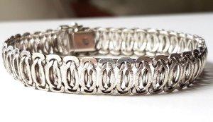 Antik 835 silber vintage Silberarmband