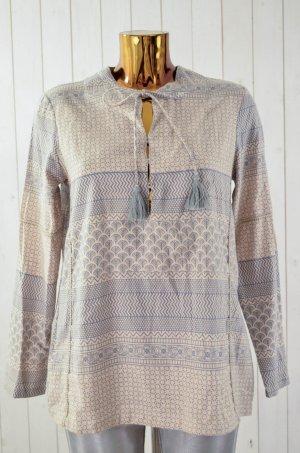 Antik Batik Blusa a tunica multicolore