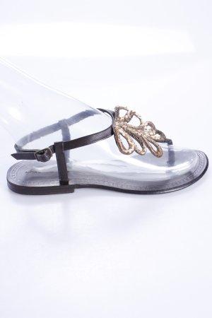 Antik Batik Dianette-Sandalen mit Pailletten