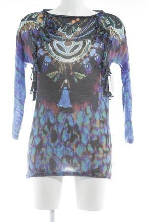 Antik Batik Longesleeve batik patroon Boho uitstraling
