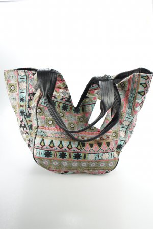 Antik Batik Shopper mehrfarbig Boho-Look