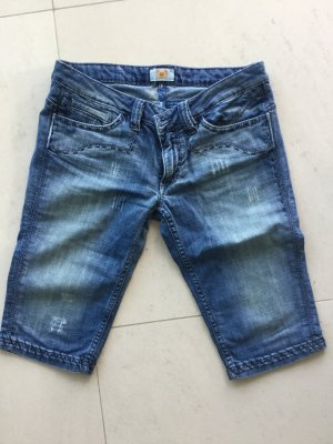 Antik Denim 3/4 Length Jeans multicolored