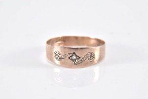 Antik Jugendstil 333 Gold Ring Goldring 8k Meisterpunze Juwelierstück