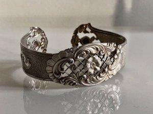 Antik Jugendstil 835 Silber Armband Armreif Silberarmreif Silberarmband Armspange