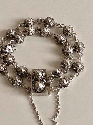 Antik Jugendstil 835 Silber Armband Silberarmband