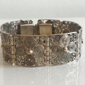 Antik Jugendstil 835er Silber Armband Silberarmband Art Deco