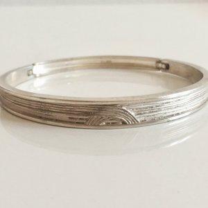 Antik Jugendstil Silber Armband 925 silber Juwelierarbeit Meisterstück Klapparmreif