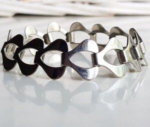Antik Orig. Friedrich Speidel Pforzheim 835er silberarmband Gliederarmband Juwelierarbeit Armband Juwelier Meisterpunze