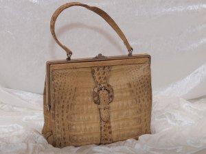 """antike Handtaschen """"Kroko"""""""
