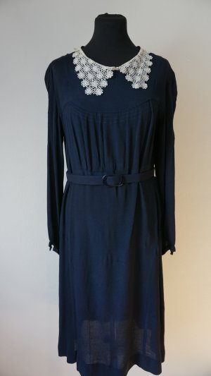A Line Dress dark blue