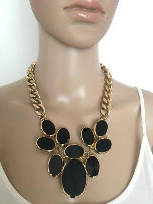 Anton Heunis Collar color oro-negro