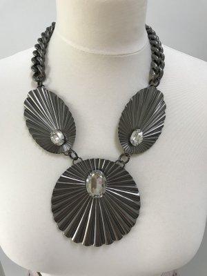 Anton Heunis Collana argento-grigio