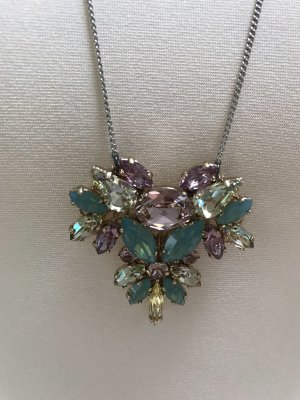 Anton Heunis Statement Necklace turquoise