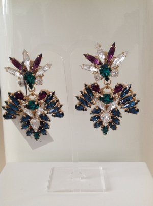 Anton Heunis Statement Earrings multicolored