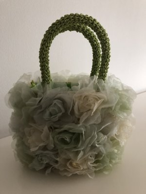 Antonello Serio Handbag green