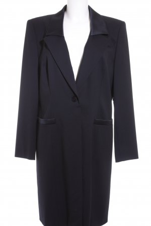 Antonette- Franz Haushofer Long Blazer dark blue business style