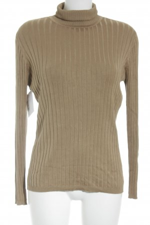 Antonette- Franz Haushofer Turtleneck Sweater beige casual look