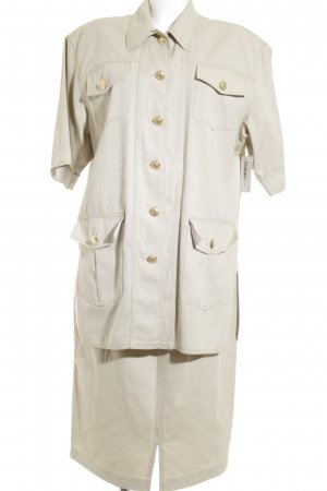 antonette Ladies' Suit camel casual look
