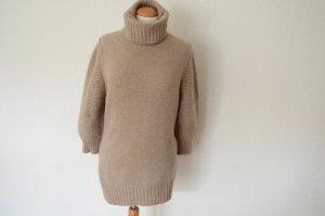 Antonia Zander Turtleneck Sweater light brown cashmere