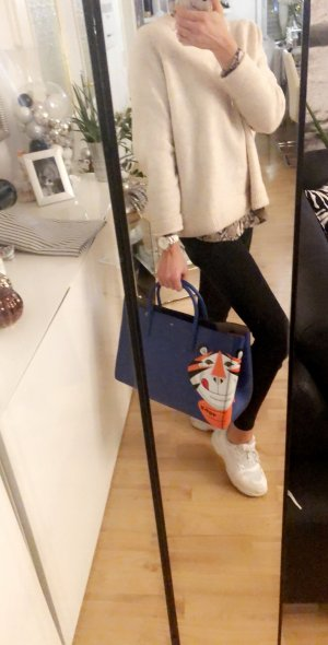 Anya hindmarch Tote blauw-oranje