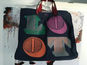 Anya Hindmarch x Ben Eine Canvas Tote Shopper LOOT