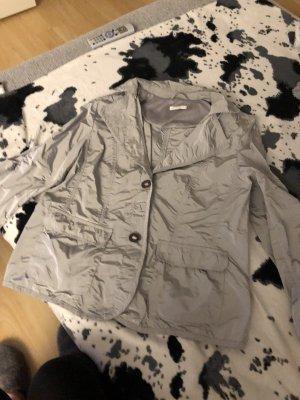 Bonita Tailcoat Suit silver-colored spandex