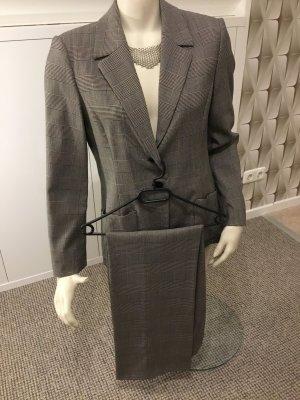 Ambiente Pantalon de costume noir-blanc