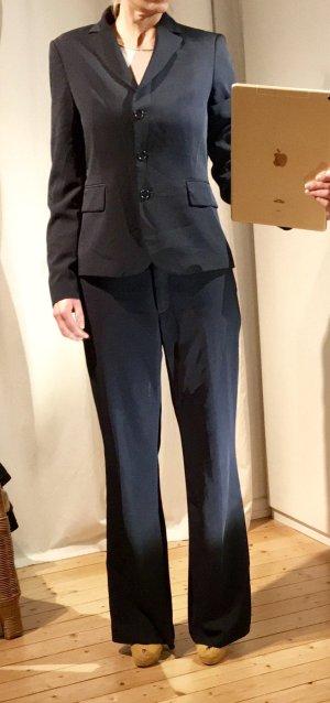 Anzug, Benetton, dunkelblau, 40