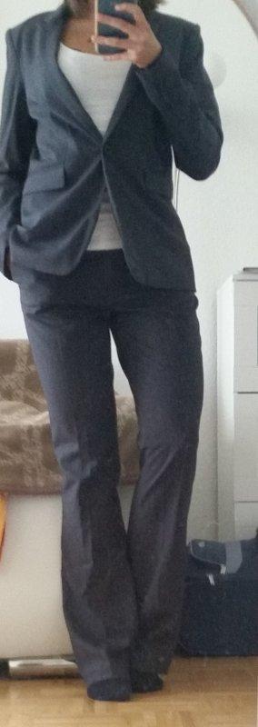 H&M Trouser Suit anthracite-dark grey