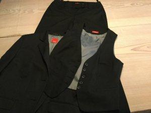 Anzug Hose Blazer Chilet von S. Oliver komplettes Set Gr. 38 /40