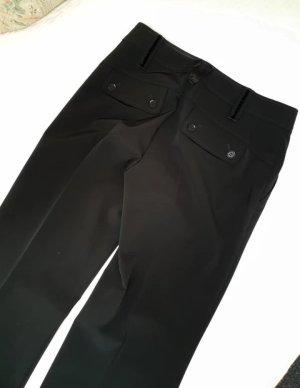 Anzug Hose von Marc Cain ( schwarz leicht glänzend )