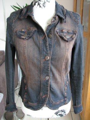 Anzug, Jacke und Hose von Biba, Gr. 34