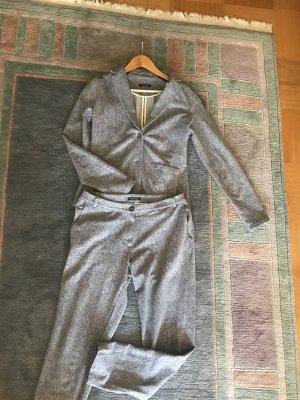 Anzug Kombination aus Sweatshirt Stoff - Marc O'Polo